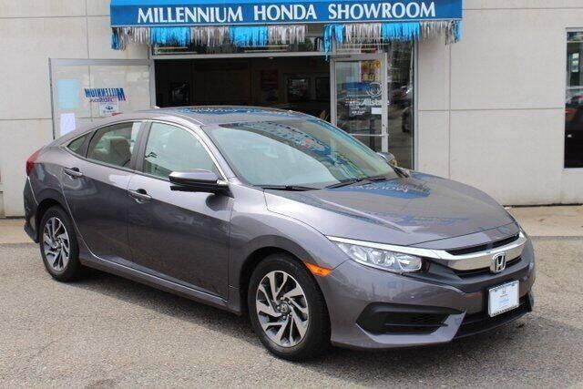 2018 Honda Civic for sale in Hempstead, NY