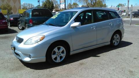 2007 Toyota Matrix for sale at Larry's Auto Sales Inc. in Fresno CA