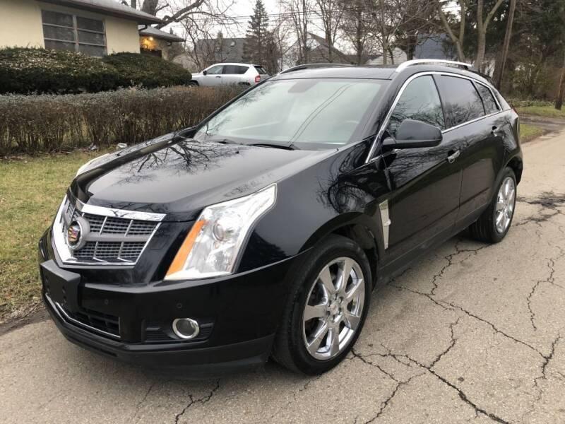 2010 Cadillac SRX for sale at Urban Motors llc. in Columbus OH