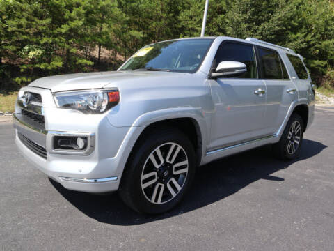 2018 Toyota 4Runner for sale at RUSTY WALLACE KIA OF KNOXVILLE in Knoxville TN
