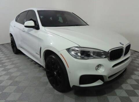 2018 BMW X6 for sale at Curry's Cars Powered by Autohouse - Auto House Scottsdale in Scottsdale AZ