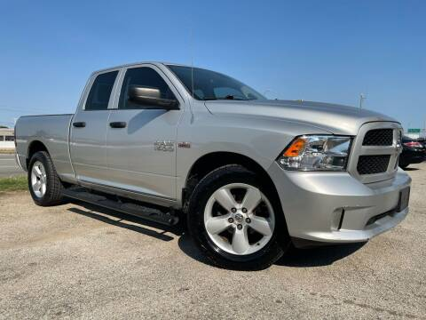 2013 RAM Ram Pickup 1500 for sale at Austin Direct Auto Sales in Austin TX