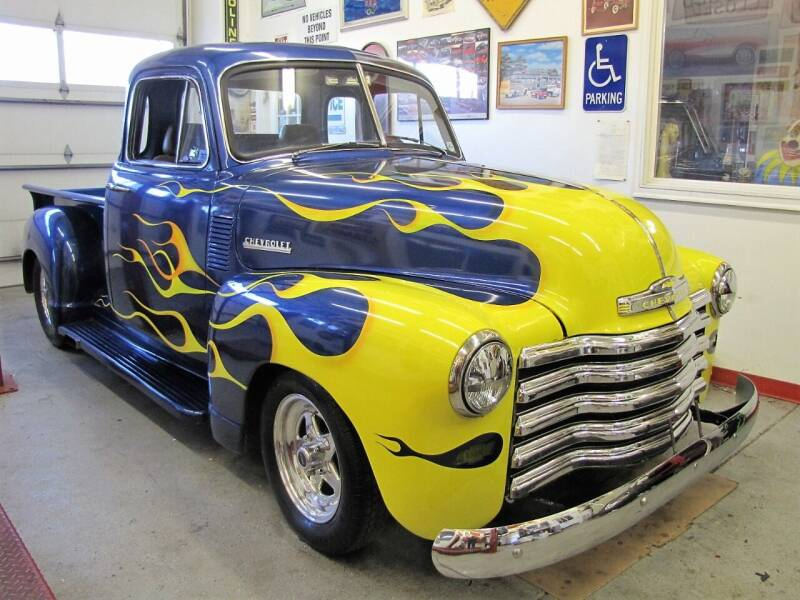 1952 Chevrolet 3100 for sale at Street Dreamz in Denver CO