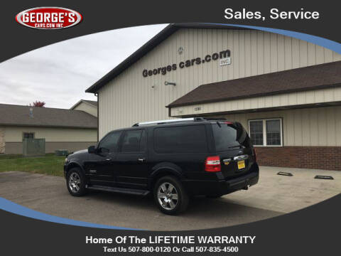 2008 Ford Expedition EL for sale at GEORGE'S CARS.COM INC in Waseca MN