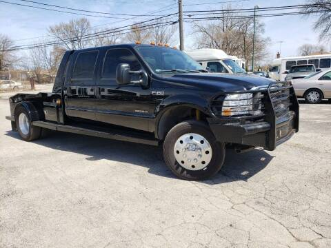 2001 Ford F-450 Super Duty for sale at SPECIALTY VEHICLE SALES INC in Skokie IL