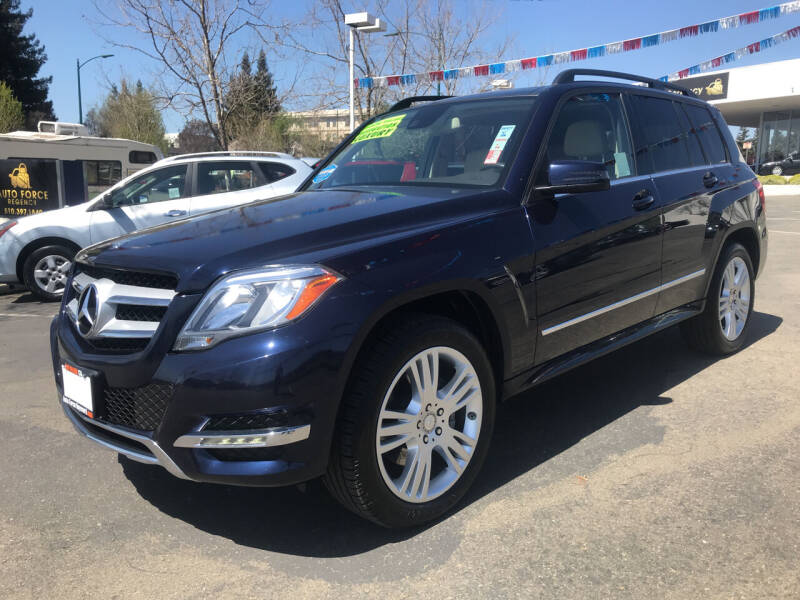 2014 Mercedes-Benz GLK for sale at Autos Wholesale in Hayward CA