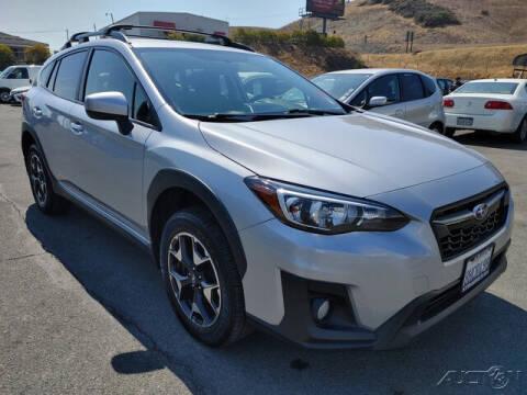 2019 Subaru Crosstrek for sale at Guy Strohmeiers Auto Center in Lakeport CA