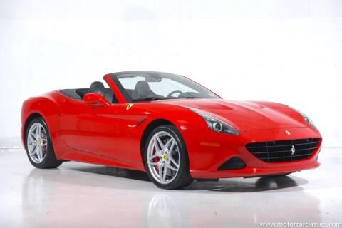 2016 Ferrari California T for sale at Motorcar Classics in Farmingdale NY