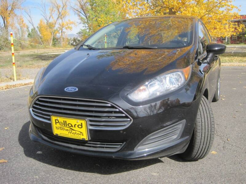2018 Ford Fiesta for sale at Pollard Brothers Motors in Montrose CO