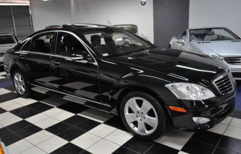 2007 Mercedes-Benz S-Class for sale at Podium Auto Sales Inc in Pompano Beach FL