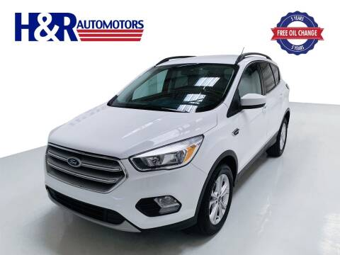 2018 Ford Escape for sale at H&R Auto Motors in San Antonio TX