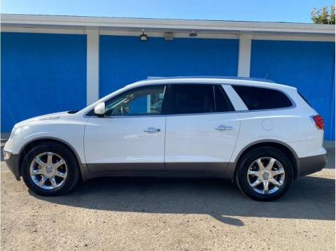 2008 Buick Enclave for sale at Khodas Cars in Gilroy CA