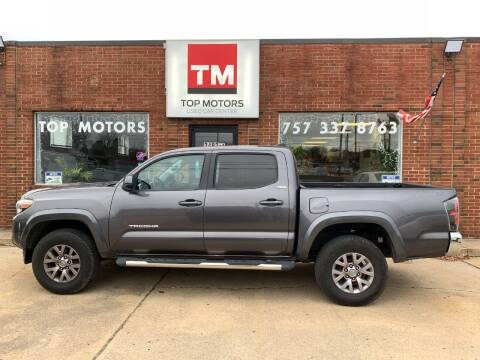 2016 Toyota Tacoma for sale at Top Motors LLC in Portsmouth VA