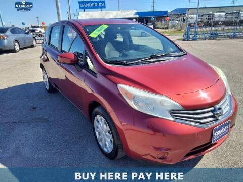 2016 Nissan Versa Note for sale at Stanley Direct Auto in Mesquite TX