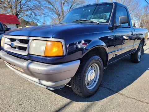 1997 Ford Ranger for sale at Ace Auto Brokers in Charlotte NC