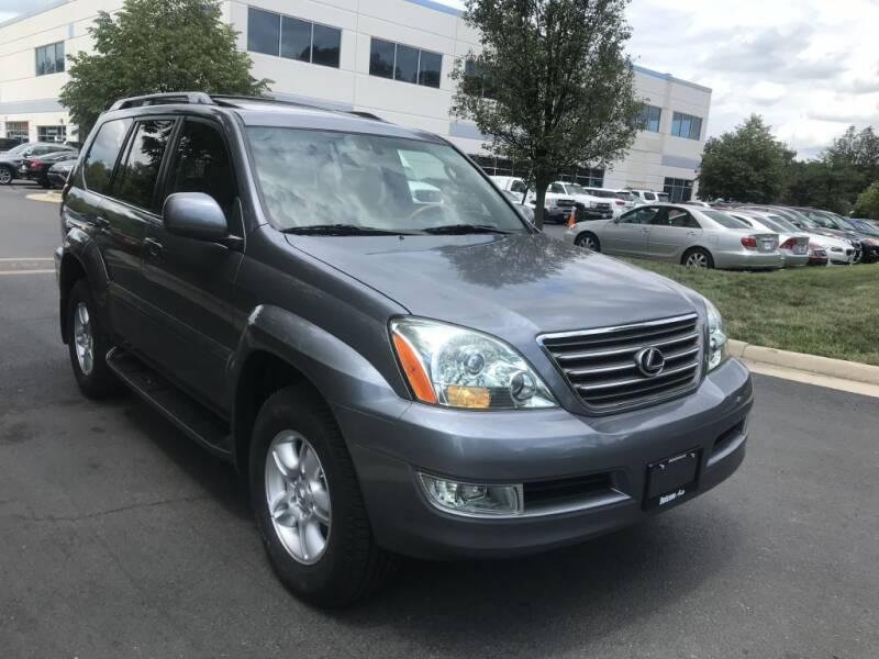 2004 Lexus GX 470 for sale at Dotcom Auto in Chantilly VA