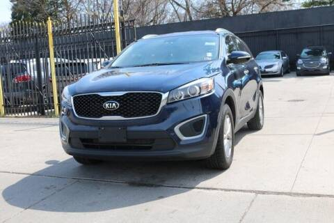 2016 Kia Sorento for sale at F & M AUTO SALES in Detroit MI