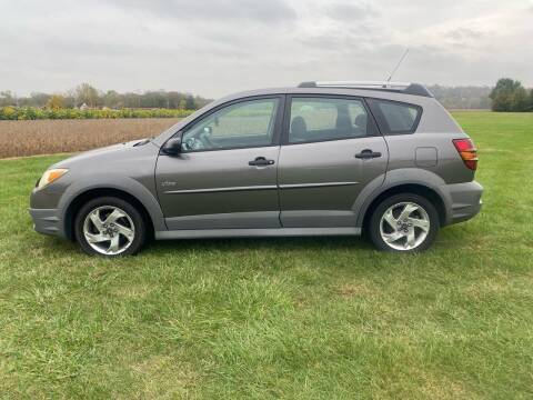 2005 Pontiac Vibe for sale at Wendell Greene Motors Inc in Hamilton OH