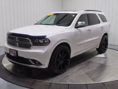 2017 Dodge Durango for sale at HILAND TOYOTA in Moline IL