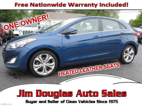 2014 Hyundai Elantra GT for sale at Jim Douglas Auto Sales in Pontiac MI