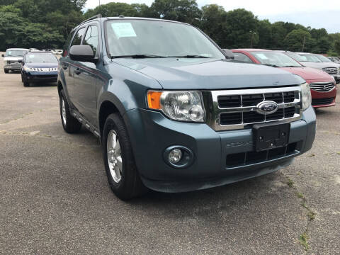 2010 Ford Escape for sale at Certified Motors LLC in Mableton GA