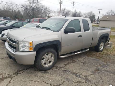 2008 Chevrolet Silverado 1500 for sale at David Shiveley in Mount Orab OH