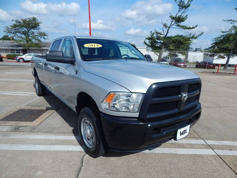 2018 RAM Ram Pickup 2500 for sale at Vail Automotive in Norfolk VA