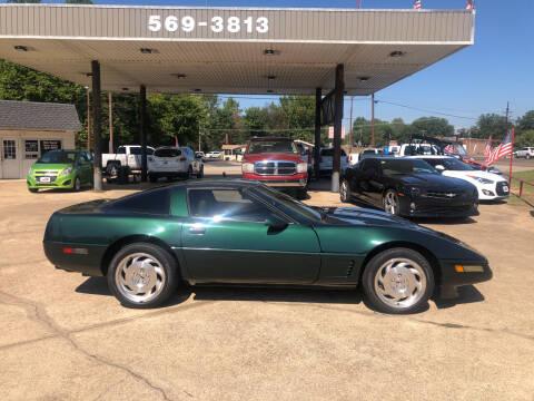 1996 Chevrolet Corvette for sale at BOB SMITH AUTO SALES in Mineola TX