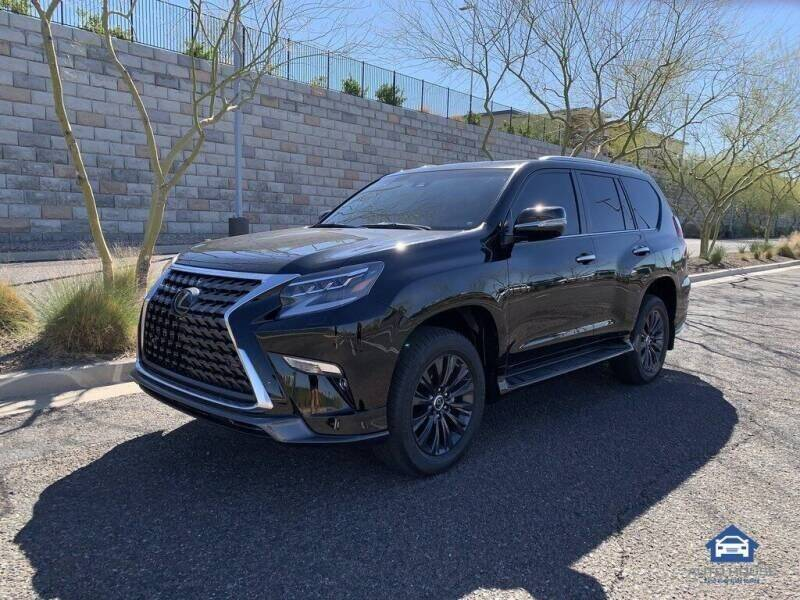 2020 Lexus GX 460 for sale at MyAutoJack.com @ Auto House in Tempe AZ