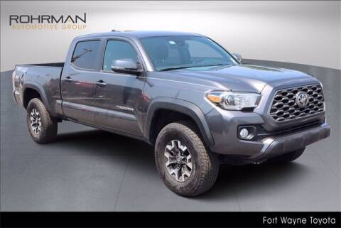 2020 Toyota Tacoma for sale at BOB ROHRMAN FORT WAYNE TOYOTA in Fort Wayne IN