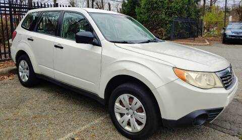 2010 Subaru Forester for sale at CRS 1 LLC in Lakewood NJ