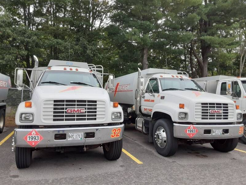 2000 GMC C7500 for sale at Cappy's Automotive in Whitinsville MA