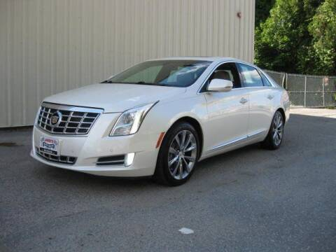 2013 Cadillac XTS for sale at Jareks Auto Sales in Lowell MA