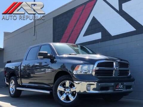 2015 RAM Ram Pickup 1500 for sale at Auto Republic Fullerton in Fullerton CA