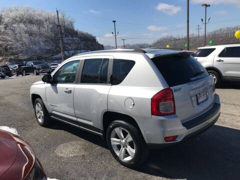 2012 Jeep Compass for sale at Wildcat Used Cars in Somerset KY