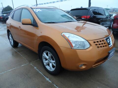 2008 Nissan Rogue for sale at America Auto Inc in South Sioux City NE