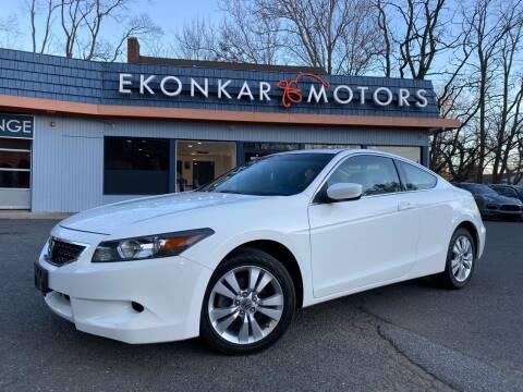2010 Honda Accord for sale at Ekonkar Motors in Scotch Plains NJ
