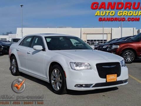2017 Chrysler 300 for sale at Gandrud Dodge in Green Bay WI