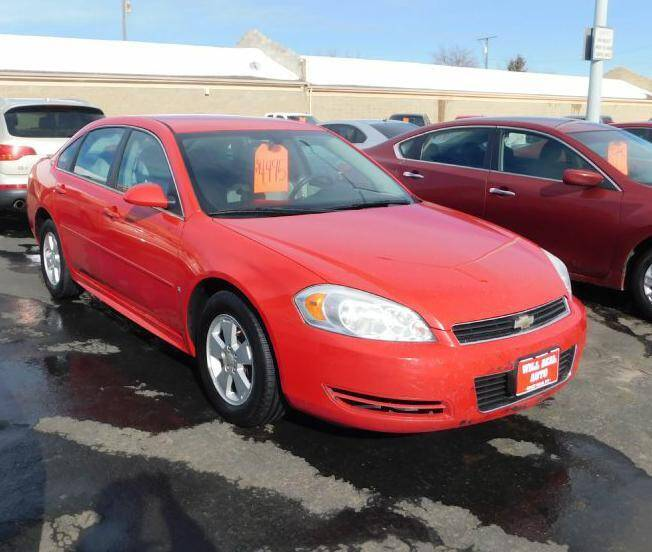 2009 Chevrolet Impala for sale at Will Deal Auto & Rv Sales in Great Falls MT