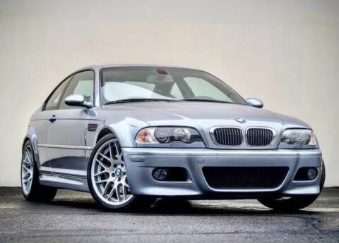 2006 BMW M3 for sale at MS Motors in Portland OR