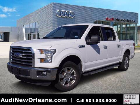 2016 Ford F-150 for sale at Metairie Preowned Superstore in Metairie LA