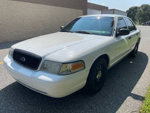 2010 Ford Crown Victoria for sale at Premium Auto Outlet Inc in Sewell NJ