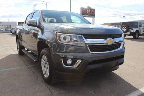 2015 Chevrolet Colorado for sale at B & B Car Co Inc. in Clinton Twp MI