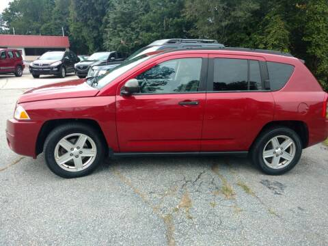 2007 Jeep Compass for sale at Auto Brokers of Milford in Milford NH