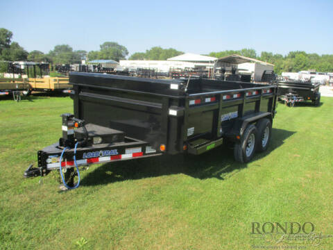 2022 Load Trail Dump DT8314072SS for sale at Rondo Truck & Trailer in Sycamore IL