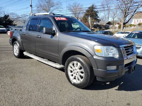 2007 Ford Explorer Sport Trac for sale at CENTRAL GROUP in Raritan NJ