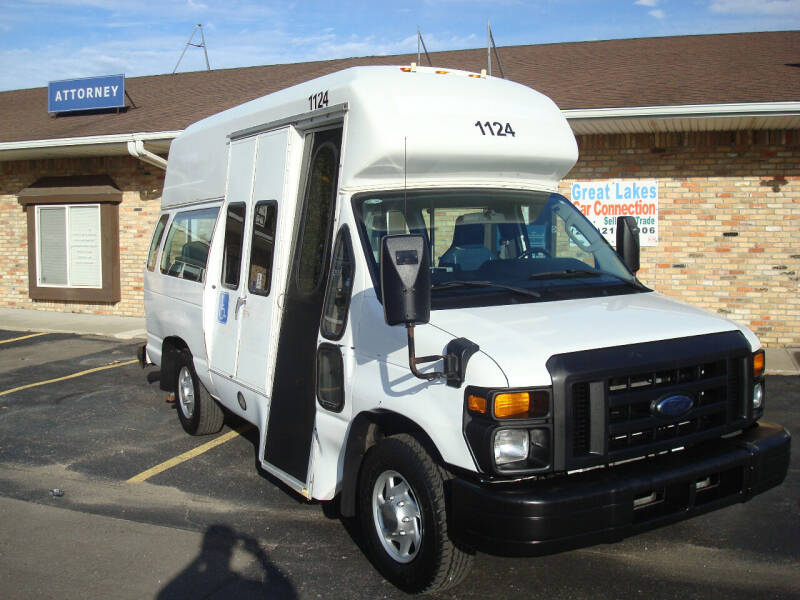 2011 Ford E-Series Cargo for sale at Great Lakes Car Connection in Metamora MI