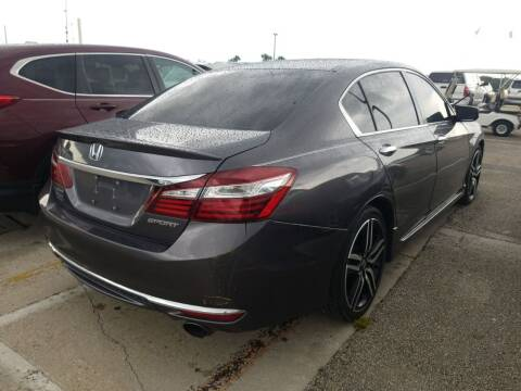 2017 Honda Accord for sale at D & R Auto Brokers in Ridgeland SC