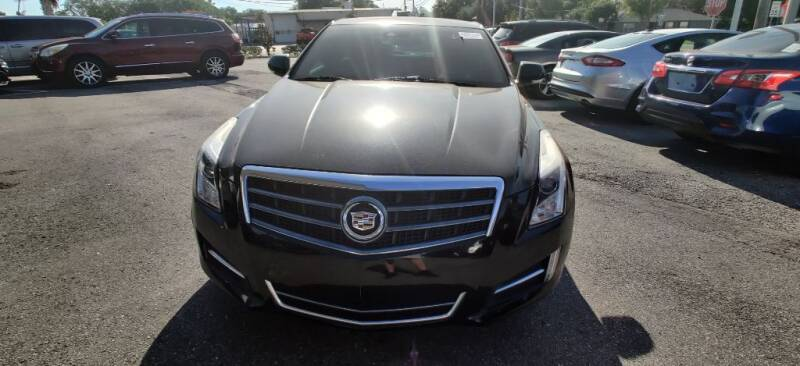 2013 Cadillac ATS for sale at Max Auto Sales in Sanford FL