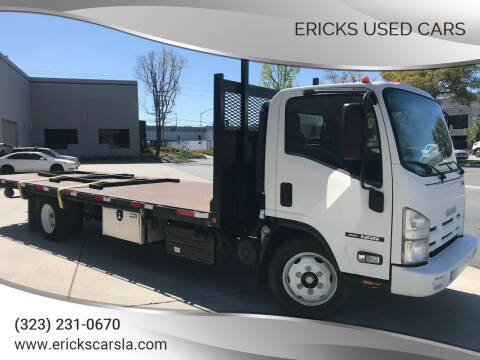 2014 Isuzu NRR for sale at Ericks Used Cars in Los Angeles CA